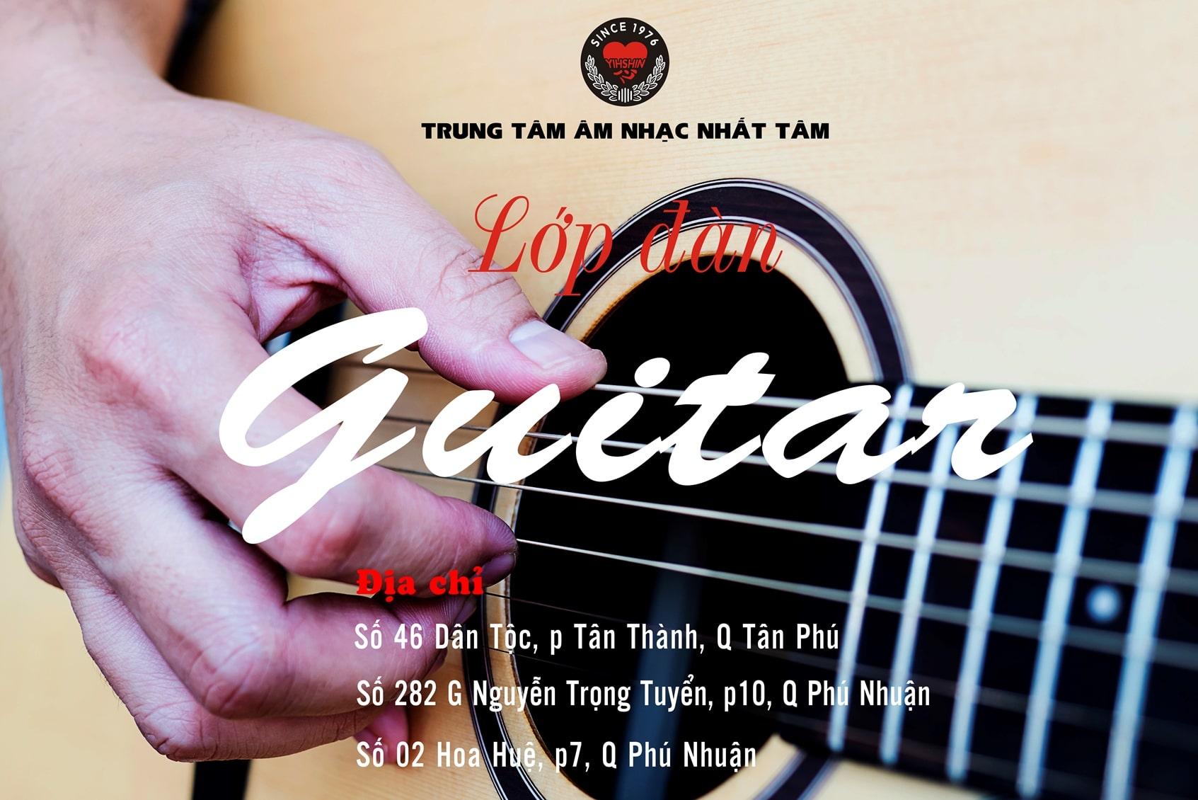 Đào Tạo Guitar