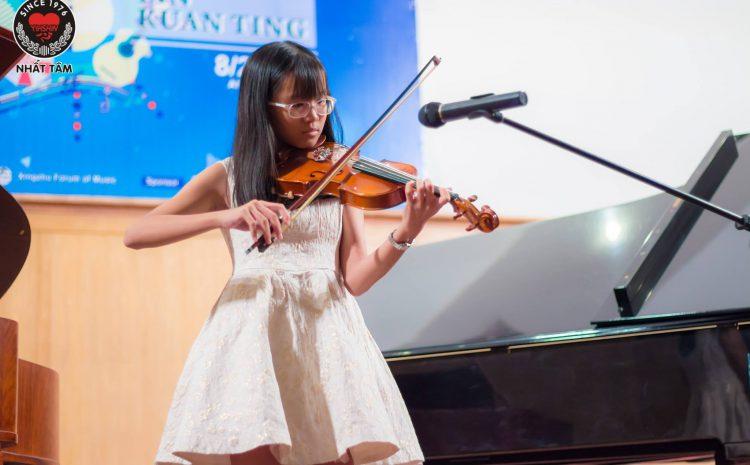 Khóa học Violin cho người mới bắt đầu