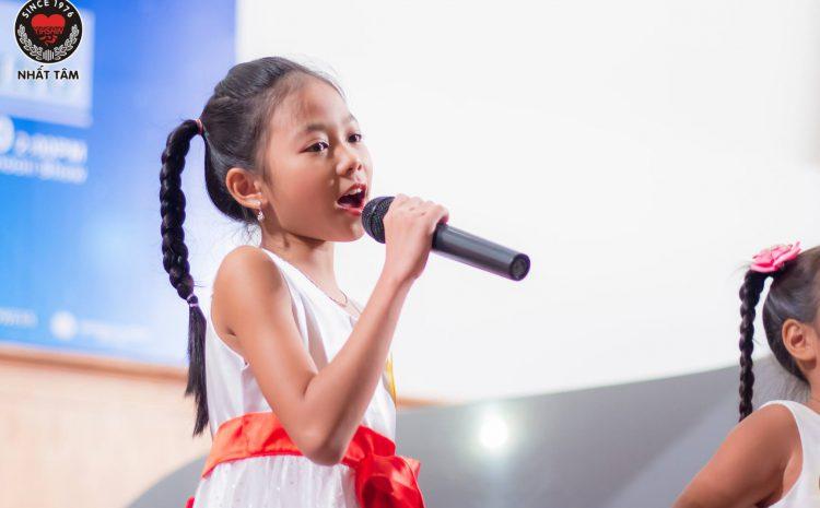 Khóa học cảm thụ âm nhạc cho trẻ em