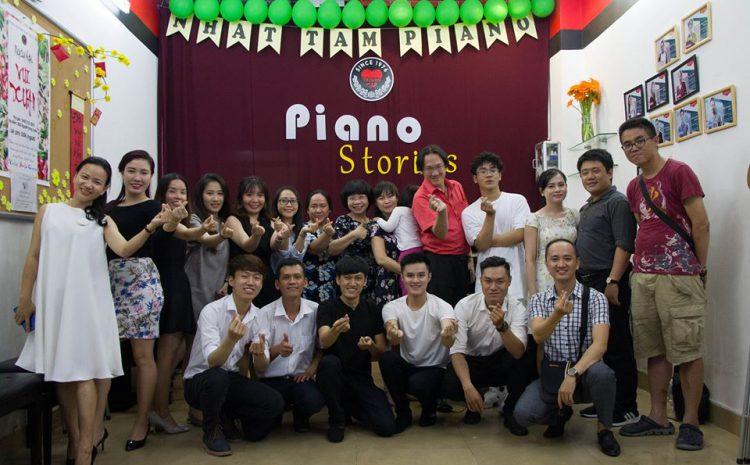 5 Lợi ích khi cho trẻ học hè tại Nhất Tâm Piano