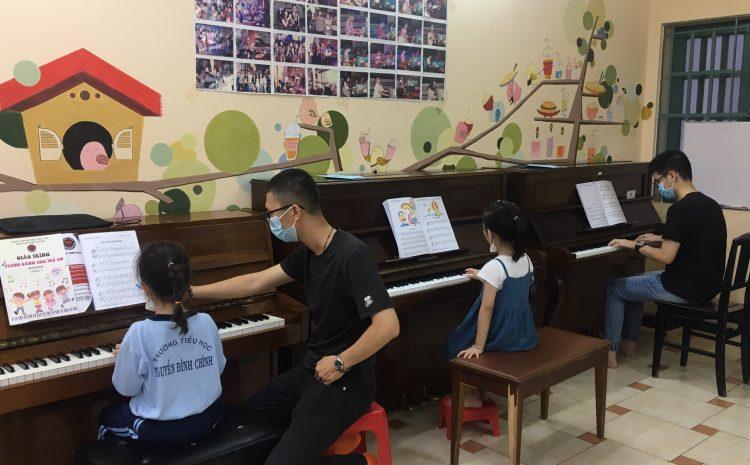 Học Nhạc Tại Nhất Tâm Thế Nào Mùa Covid
