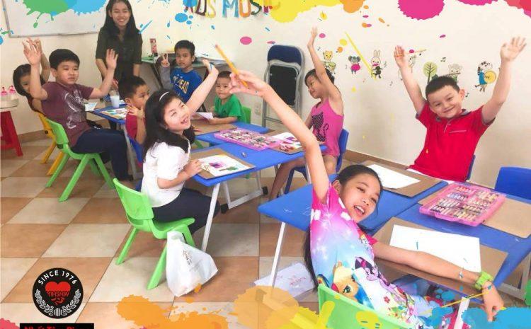 Xu hướng học lớp kỹ năng kết hợp vui chơi hè